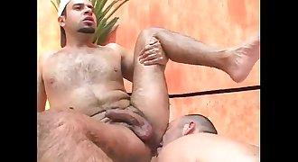 Fucking Teddy Bear - Brazilian boys