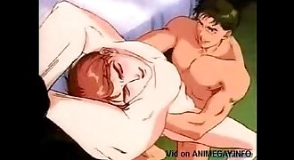 Hentai tied gay getting analled